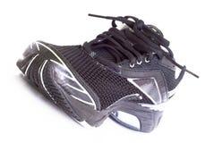 Men's sports shoes Stock Photo