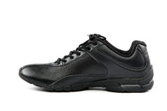 Men's sports shoes. Sneakers on a white background. Stock Photos