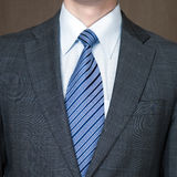 Men's suit Royalty Free Stock Images