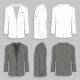 Men's suit Royalty Free Stock Photos