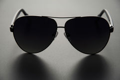 Men's sunglasses with polarized Royalty Free Stock Photo