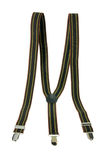 Men's Suspenders Stock Photos