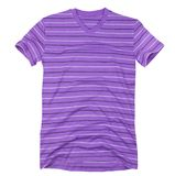 Men's t-shirt isolated on white background. Stock Photography