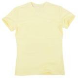 Men's t-shirt isolated on white background. Men's t-shirt isolated on a white background Royalty Free Stock Photo