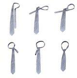 Men's tie Royalty Free Stock Photos