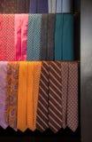 Men's Ties Stock Photo