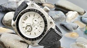 Men's watch Stock Photo
