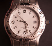 Men's watch. Watch Royalty Free Stock Photography