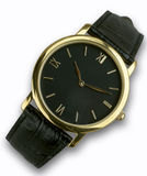 Men's watch Royalty Free Stock Image