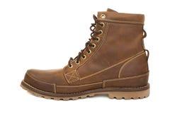 Men's winter boot Stock Photos