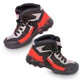 Men's winter boots Royalty Free Stock Photos