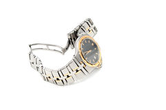 Men's Wrist Watch Royalty Free Stock Photo