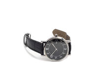Men's wrist watch Royalty Free Stock Photography