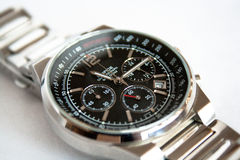 Men´s wrist watches Royalty Free Stock Photos