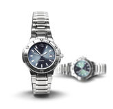 Men's wrist watches time concept Royalty Free Stock Photo