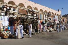 Men sale souvenirs Stock Photos