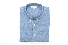 Men shirt. Fot clothes  on white background Stock Photography