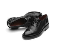 Men shoes Royalty Free Stock Image