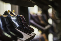 Men shoes royalty free stock images