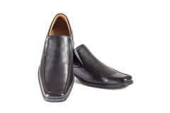 Men shoes on white background Stock Image