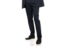 Men in smart clothes Royalty Free Stock Photo