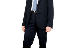 Men in smart clothes Stock Images