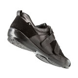 Men sport shoes on a white background. Men sport shoes with soles shot on a white background Stock Images