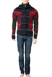 Men  sweater and jeans Stock Images