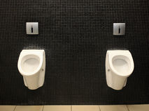 Men toilet Royalty Free Stock Image