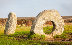 Men-an-Tol Cornwall England UK Royalty Free Stock Photography