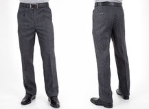 Men in trousers Stock Image