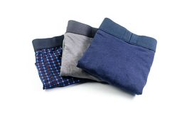 men underwear,underpants for men royalty free stock photography