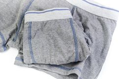 Men underwear,underpants for men Stock Image