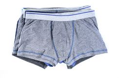 men underwears,underpants for men Royalty Free Stock Photos
