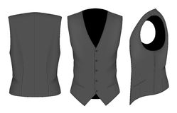 Men waistcoat for business men Royalty Free Stock Image