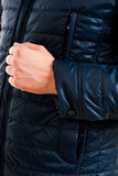 Men winter fashion. Handsome man in a coat. Cold Royalty Free Stock Photo