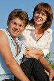 Men and women Stock Photography