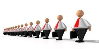 Men At Work Stock Image
