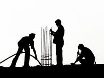 Men at work Royalty Free Stock Image