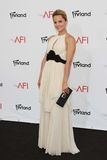 Mena Suvari at the AFI Life Achievement Award Honoring Shirley MacLaine, Sony Pictures Studios, Culver City, CA 06-07-12 Stock Image