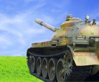 Menace de guerre Image libre de droits
