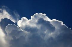 Menacing storm clouds Royalty Free Stock Images