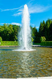 Menager Fountain in Peterhof Park Royalty Free Stock Photos
