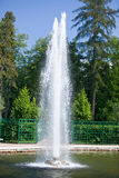 The Menager Fountains Stock Photo