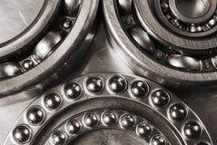 menagerierostfritt stål Arkivfoton