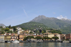 Menaggio on Lake Como Royalty Free Stock Images