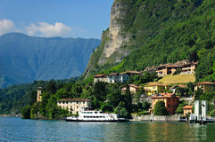Menaggio, Lake Como Royalty Free Stock Photography