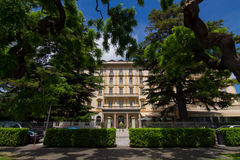 Menaggio, See Como, Lombardia, Italien Stockfotografie