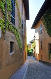 Menaggio town Royalty Free Stock Images