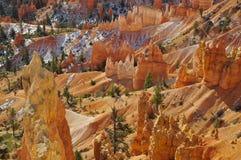 Menagrami in Bryce Canyon Fotografie Stock Libere da Diritti